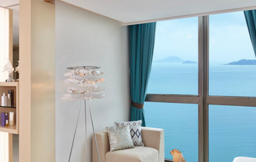 香港愉景湾酒店 (Auberge Discovery Bay Hong Kong)