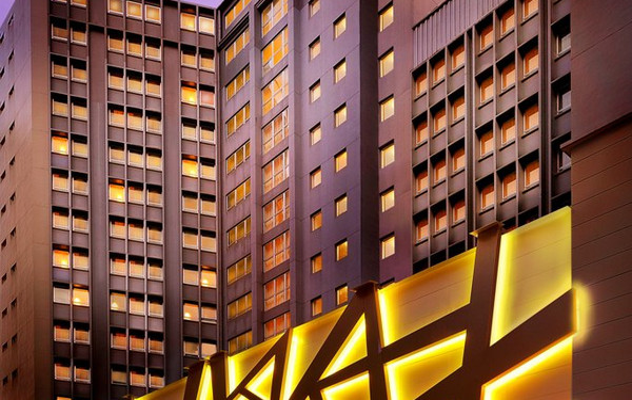 香港百乐酒店(Park Hotel Hong Kong)