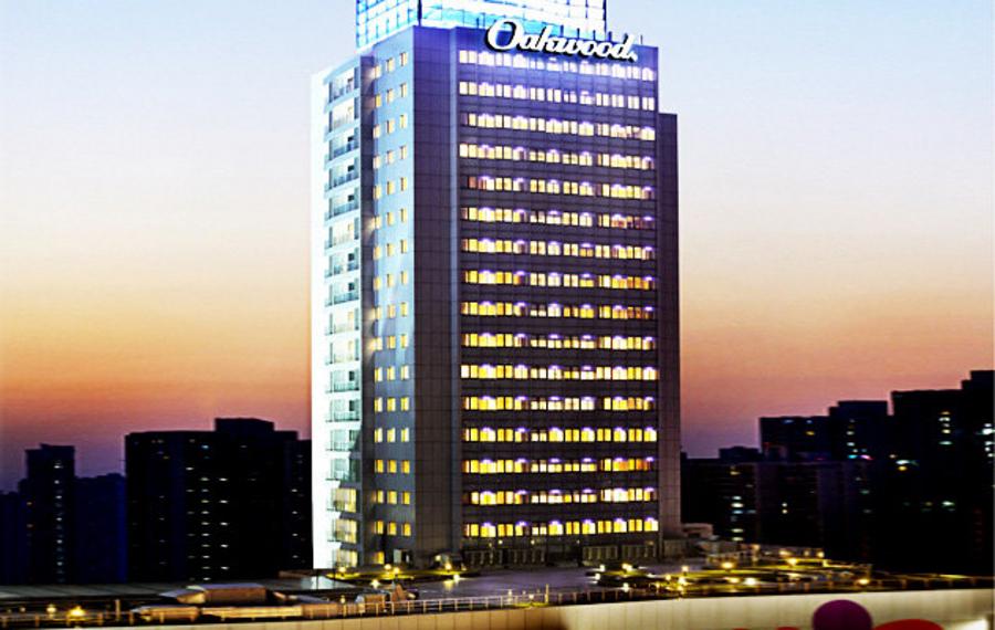 上海奥克伍德华庭服务公寓