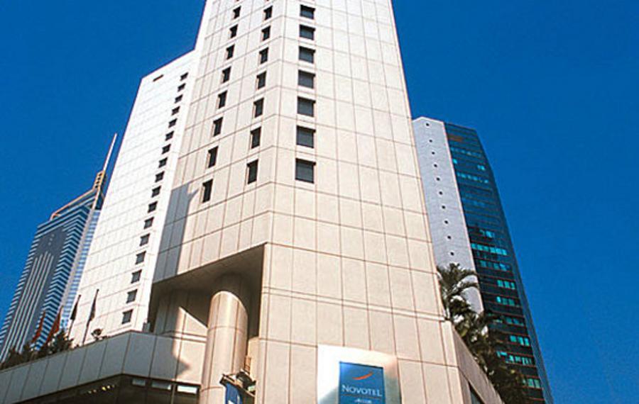 香港诺富特世纪酒店(Novotel Century Hong Kong)