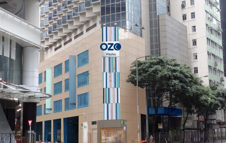香港遨舍卫兰轩(OZO Wesley Hong Kong)