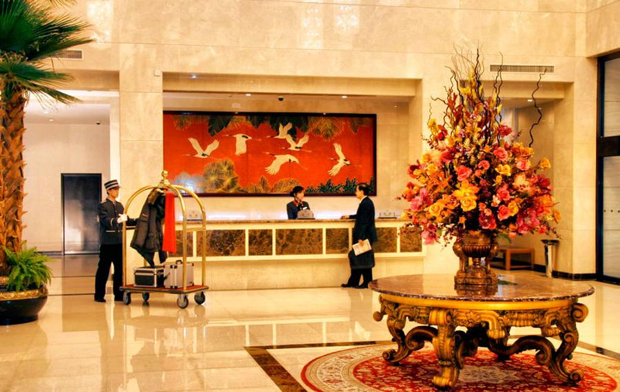 北京景明园宾馆