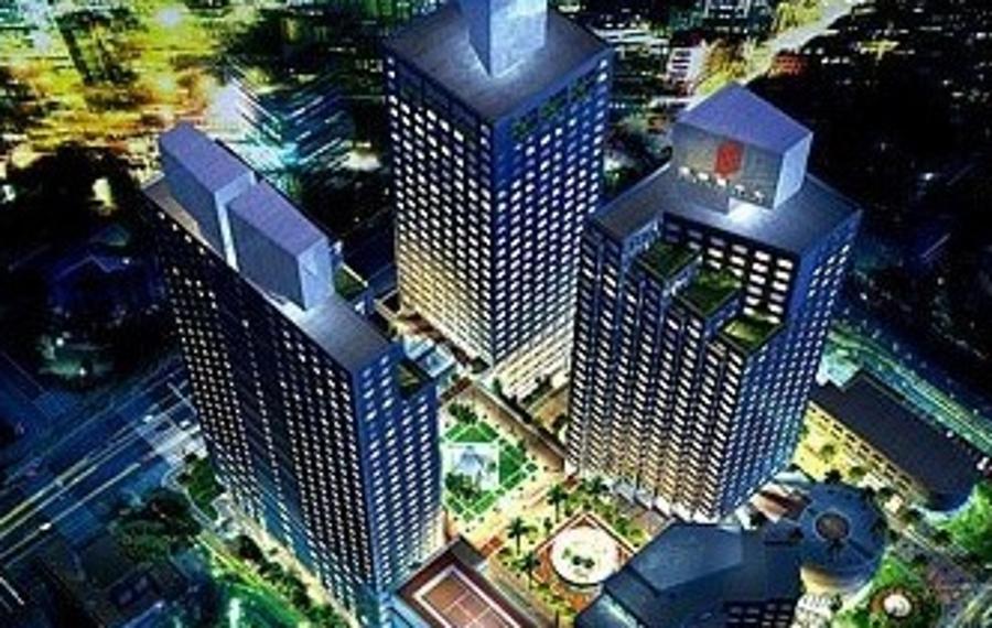 宁波东港波特曼大酒店