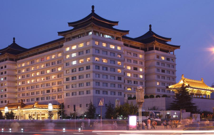 西安君乐城堡酒店