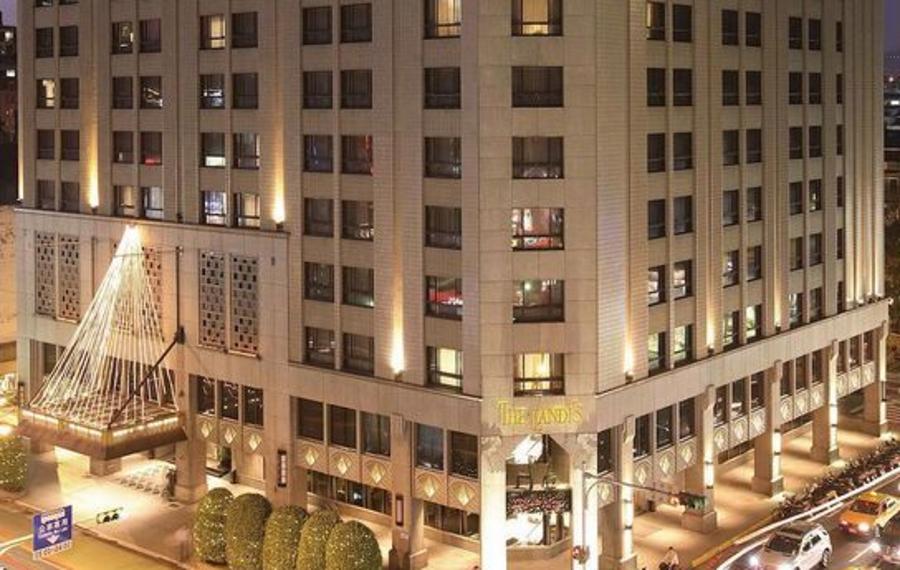 台北亚都丽致大饭店(The  Landis Taipei Hotel)