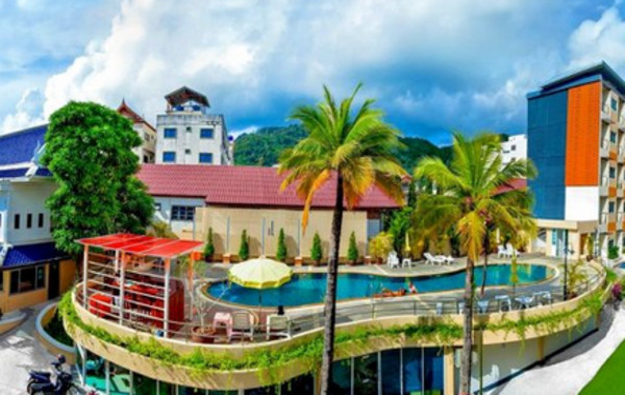 Andatel Grandé Hotel Patong Phuket (普吉岛芭东安达泰尔大酒店)