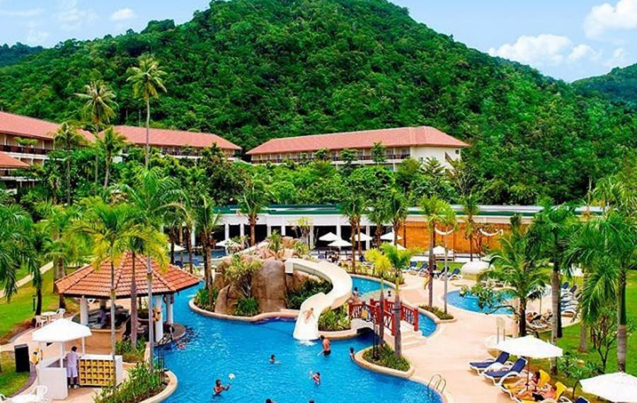 普吉岛圣塔拉卡伦度假酒店