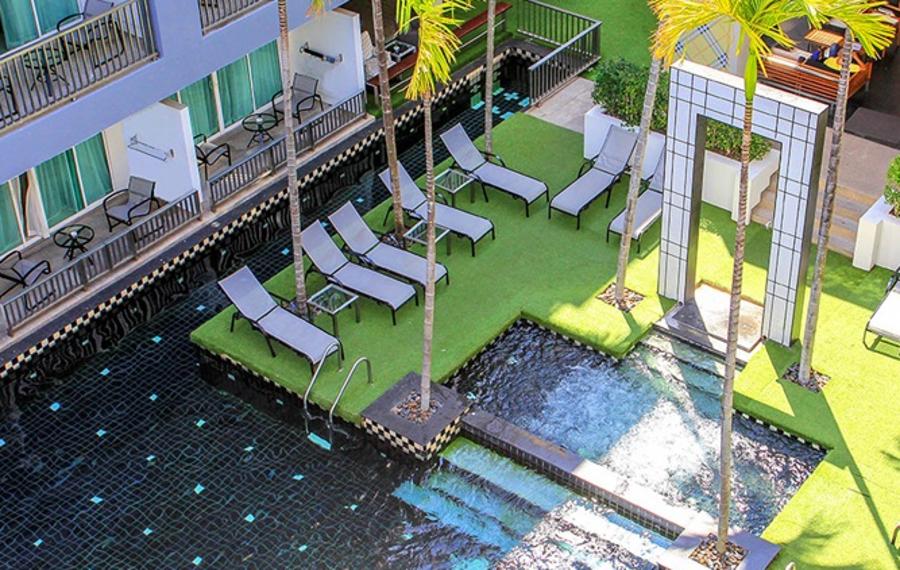 普吉岛甜蜜马丽娜卡塔时尚度假酒店