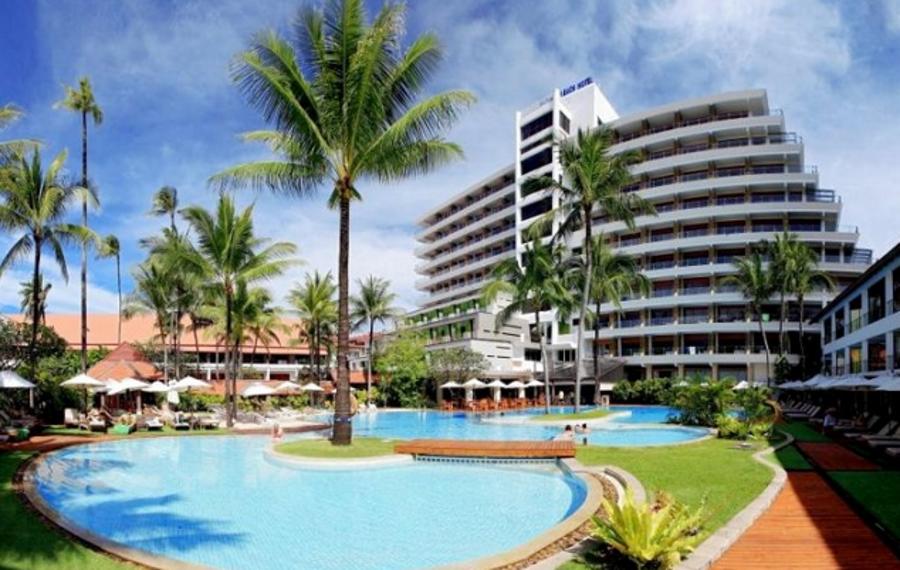 Patong Beach Hotel Phuket (普吉岛芭东海滩酒店)