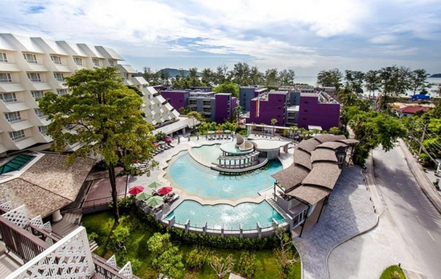 普吉岛安达曼拥抱度假村及水疗中心