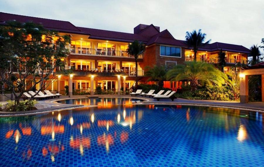 普吉岛马尔度假酒店