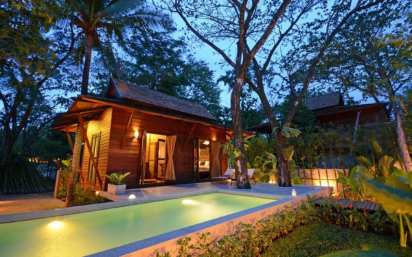Ananta Thai Pool Villa Resort Phuket (普吉岛阿南塔泰式泳池别墅酒店)