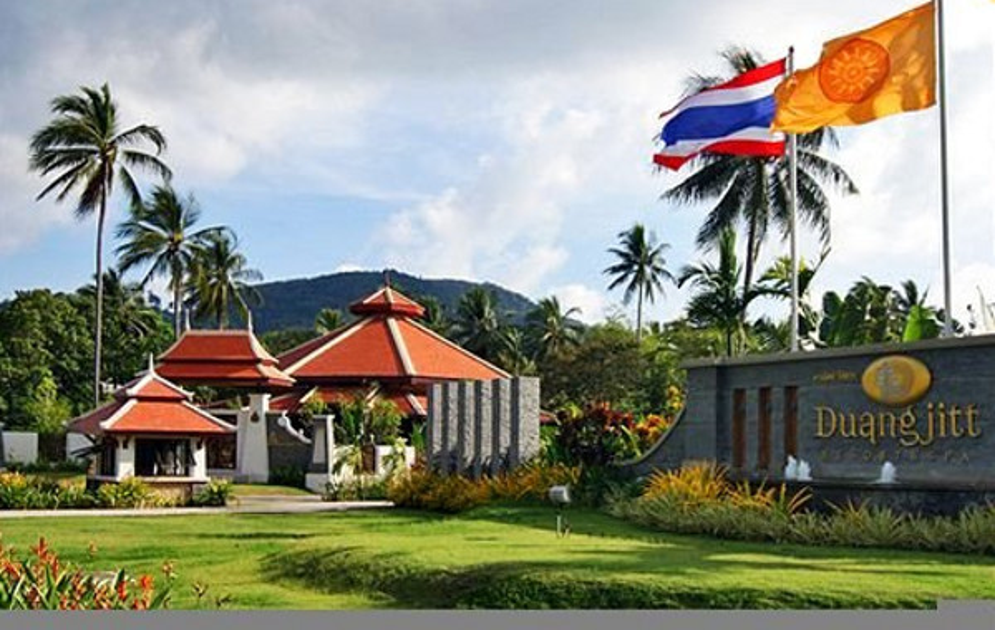 Duangjitt Resort & Spa Phuket (普吉岛心爱SPA度假村)