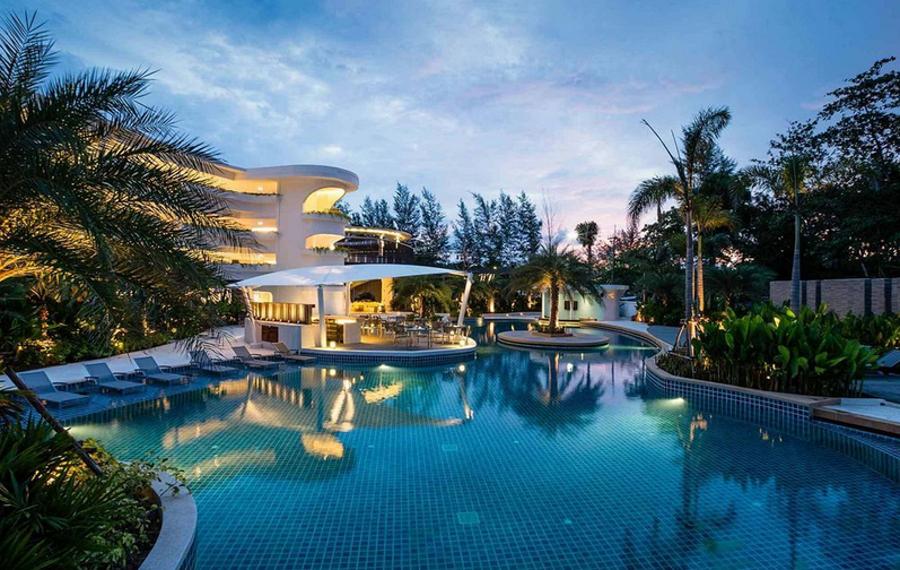 普吉岛卡隆诺富特水疗度假酒店