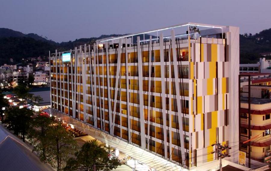 Centra Ashlee Hotel Phuket(普吉岛中央艾希莉酒店)