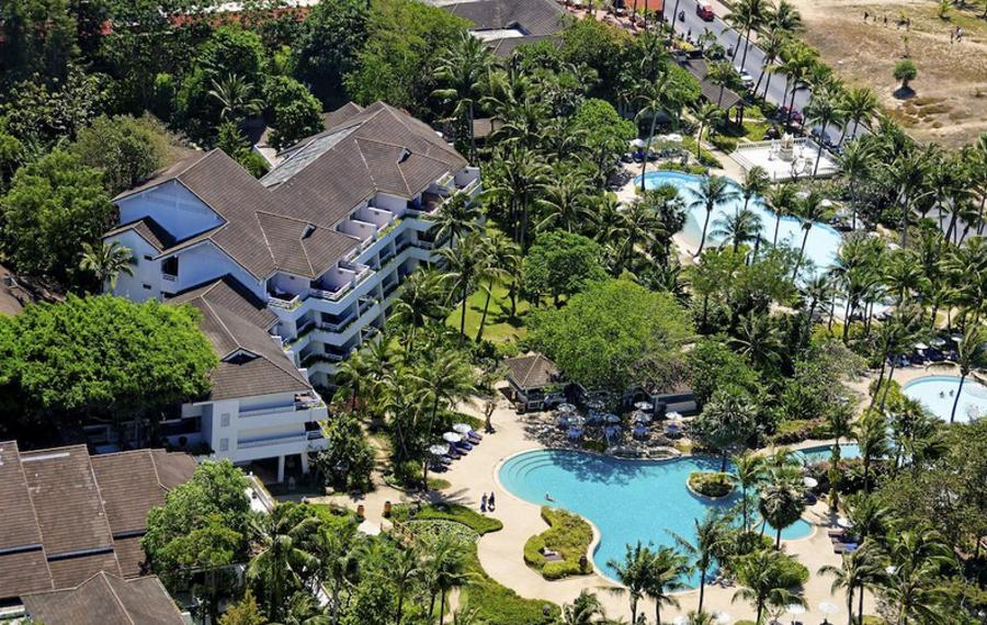 Thavorn Palm Beach Resort (普吉岛塔夫棕榈海滩度假村)