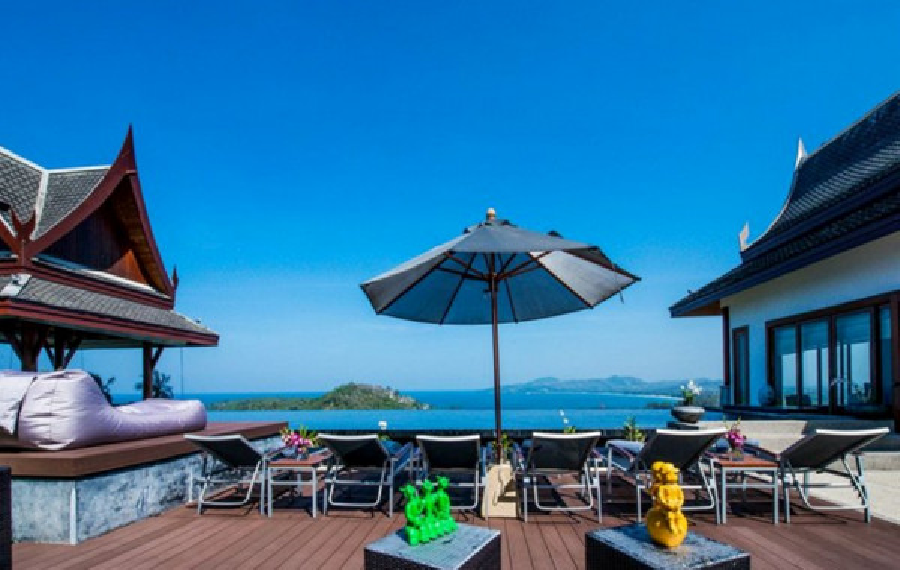 Villa Baan Phu Prana (班富普拉那别墅)                又名:Baan Phu Prana Boutique Villa(班富普拉那精品别墅)