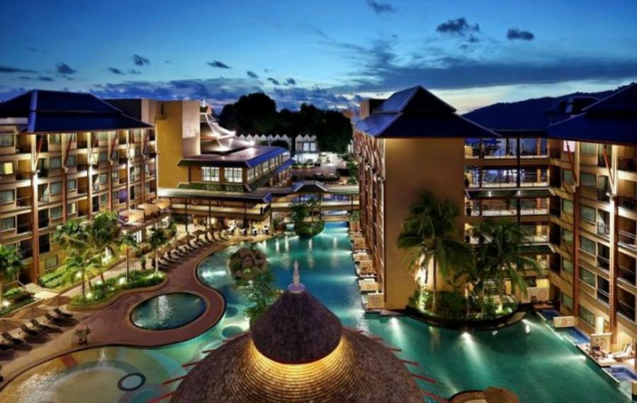 普吉岛葡萄酒园诺富特度假酒店