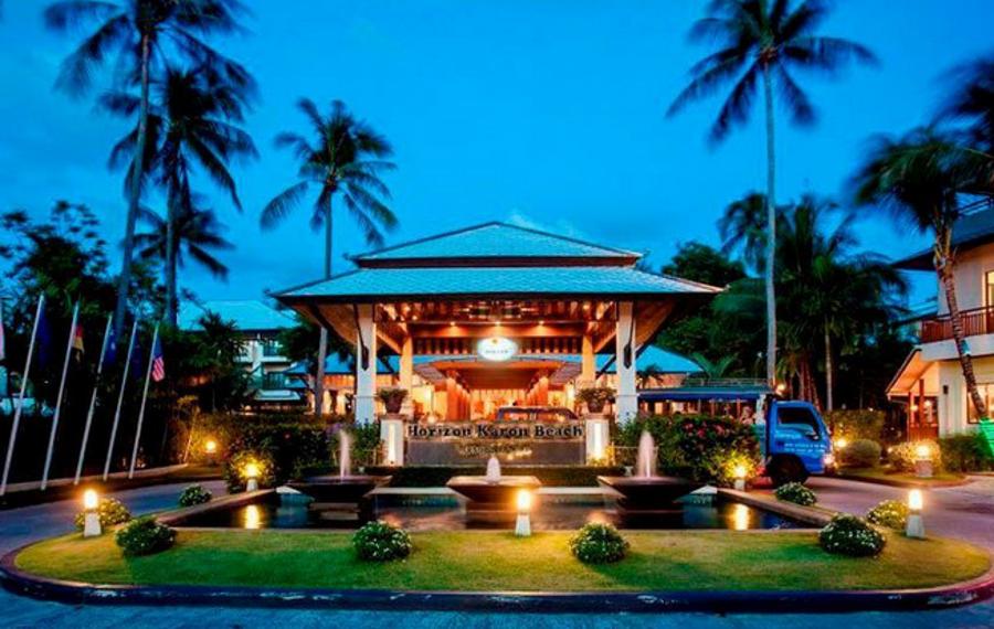 Horizon Karon Beach Resort & Spa Phuket(普吉岛卡伦海滩地平线度假村)