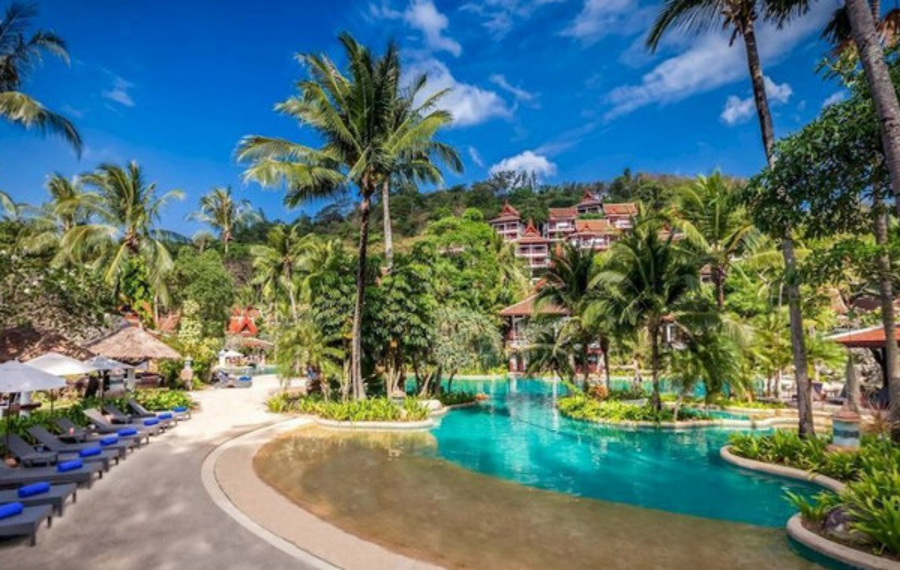 Thavorn Beach Village & Spa Phuket (普吉岛塔夫海滩水疗度假村)