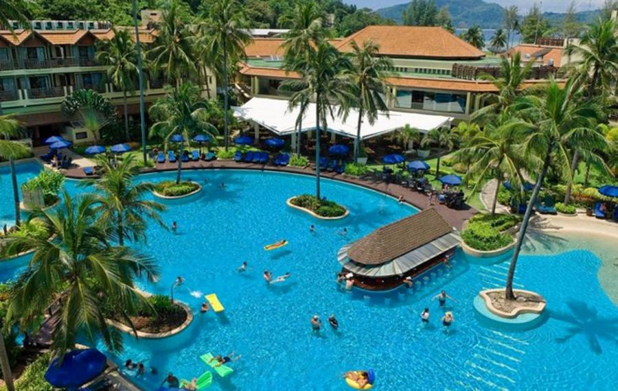 普吉岛美林海滩万豪度假酒店 Phuket Marriott Resort & Spa, Merlin