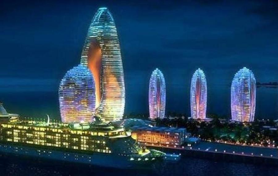 三亚凤凰岛深航度假酒店