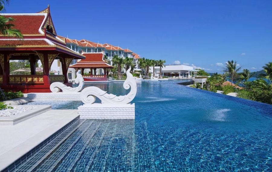阿玛塔拉康体度假村 Amatara Wellness Resort