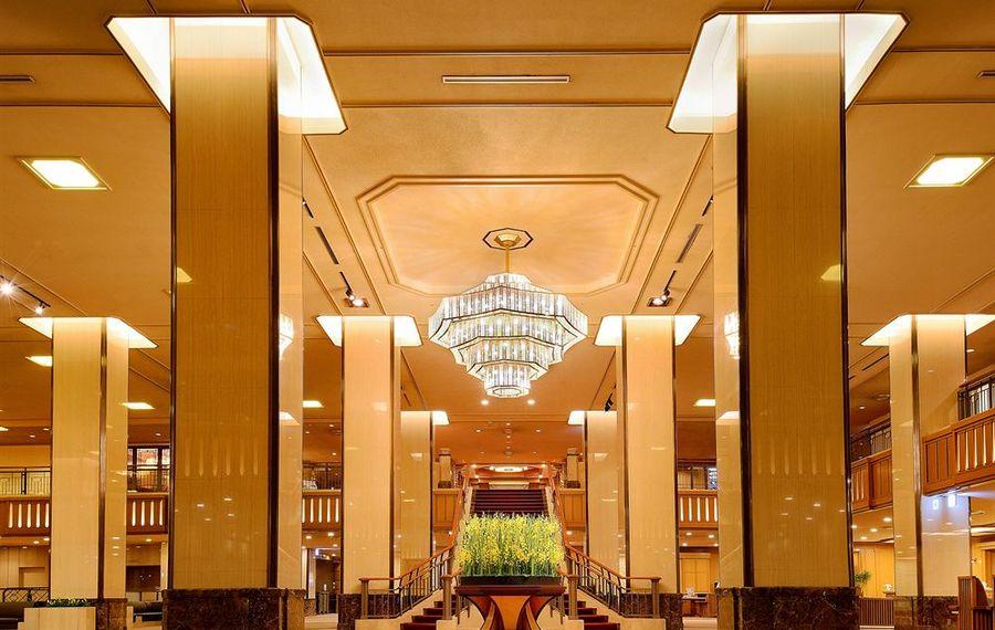 Imperial Hotel Tokyo (东京帝国大酒店)