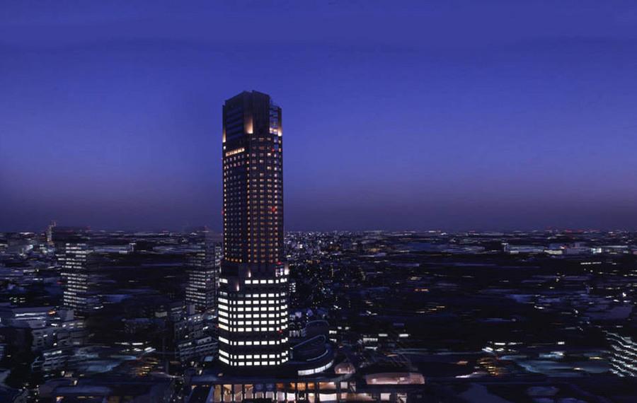 Cerulean Tower Tokyu Hotel (蓝塔东急酒店)