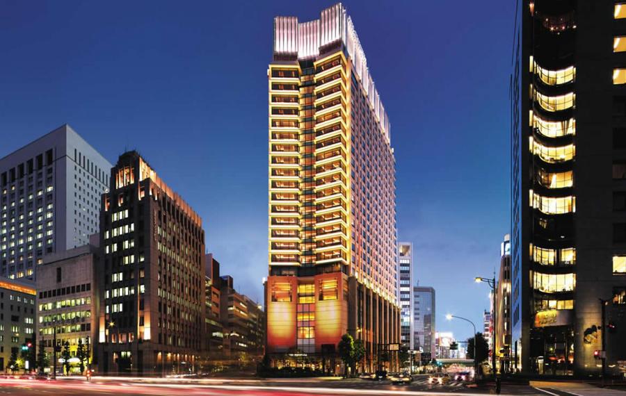 The Peninsula Tokyo (东京半岛酒店)