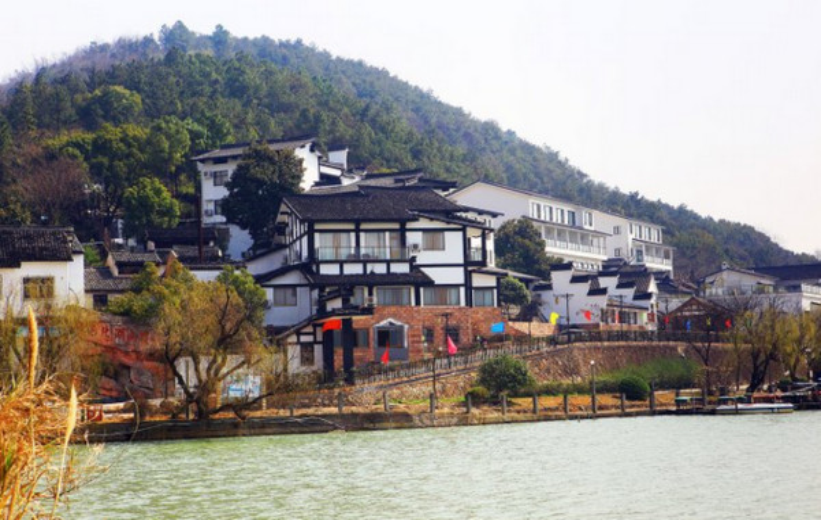 海盐南北湖湖光山居度假酒店