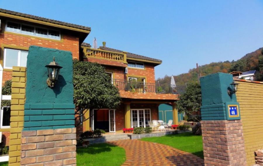 杭州岸香院居生活旅馆