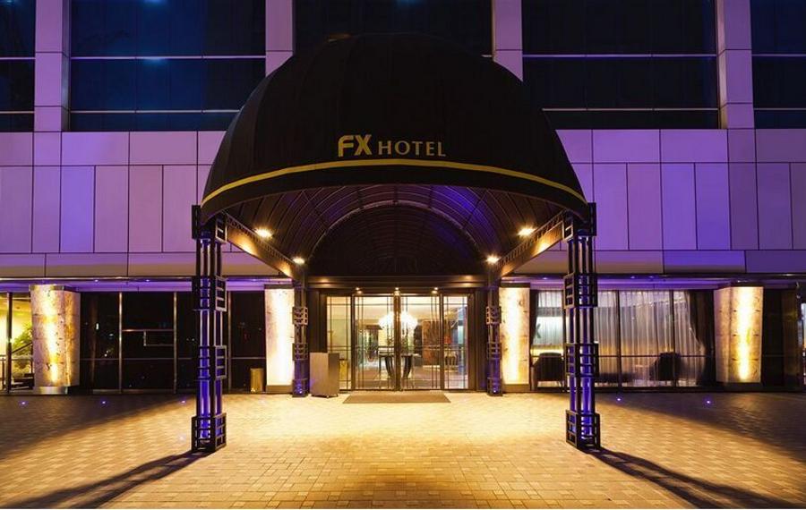 富驿时尚酒店-台北南京东路馆(FX Hotel Taipei Nanjing East Rd.)