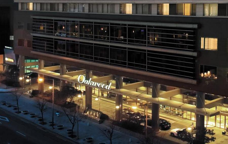 首尔世贸中心奥克伍德豪景