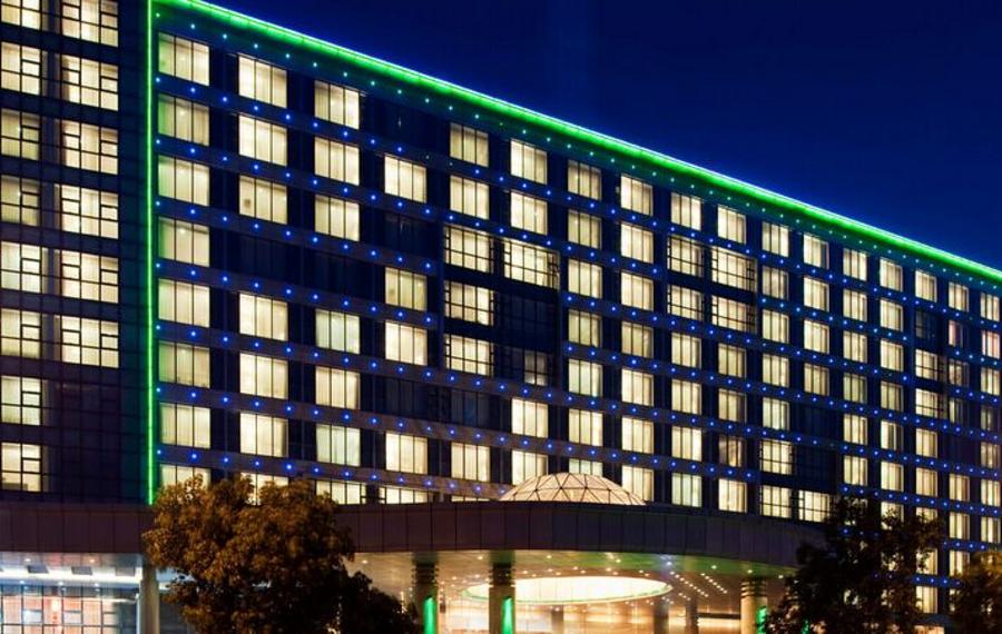 青岛景园假日酒店
