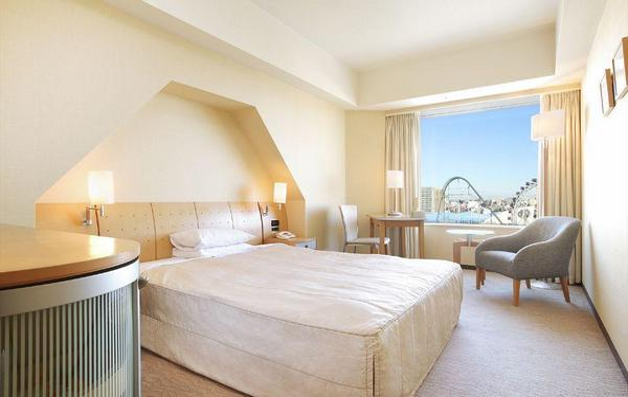 Tokyo Dome Hotel (东京圆顶饭店)