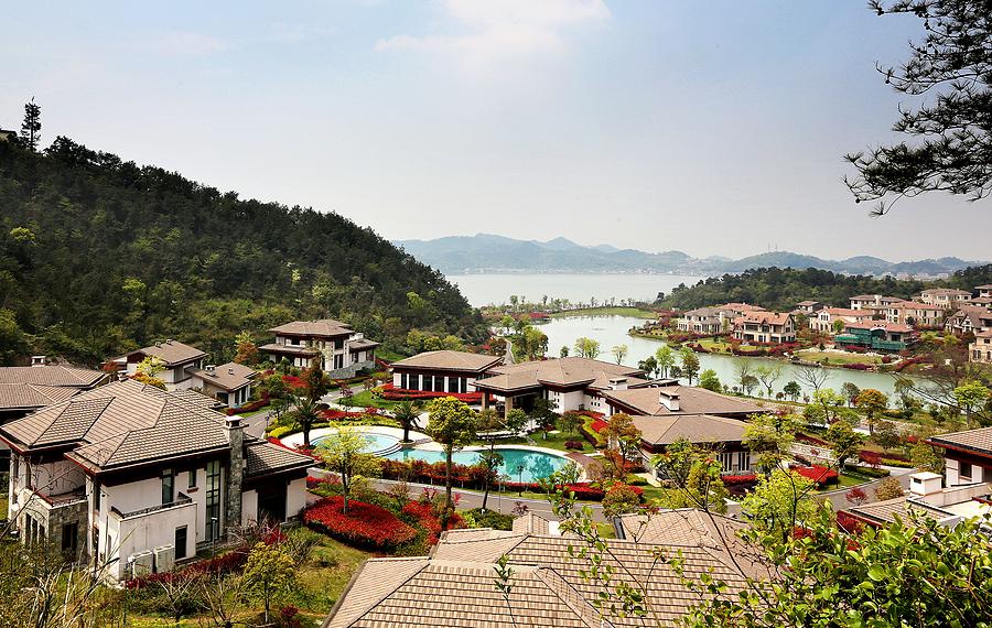 宁波南苑花博园度假酒店