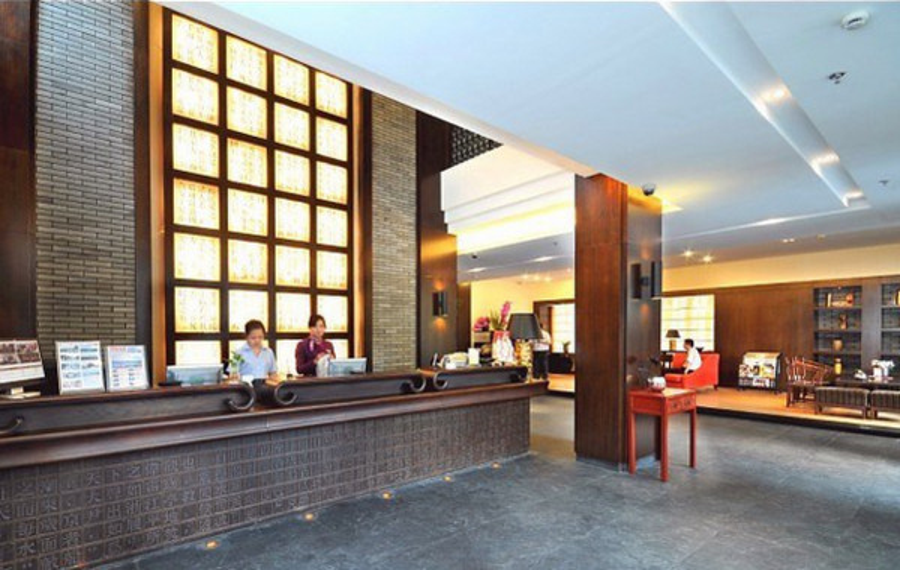 南苑e家精选酒店(杭州庆春店)