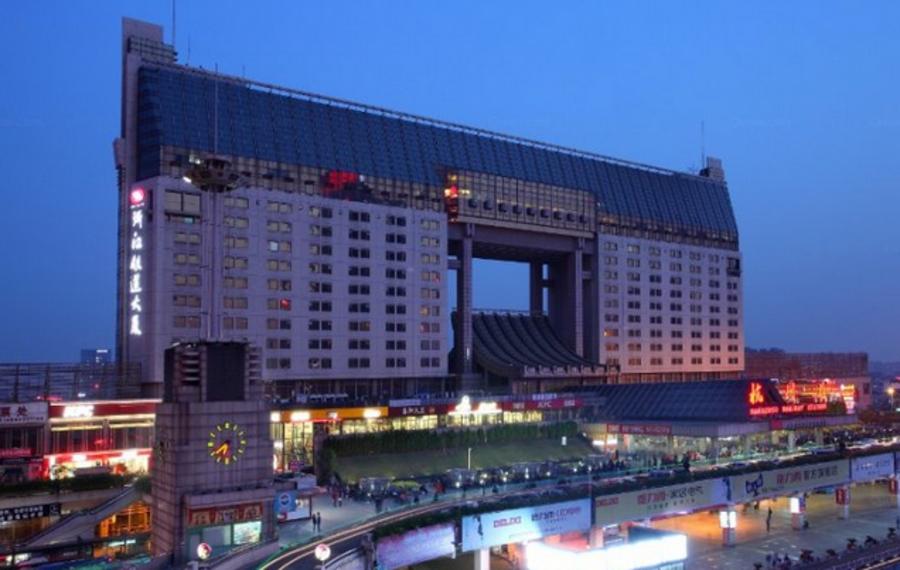 浙江铁道大厦城市广场大酒店