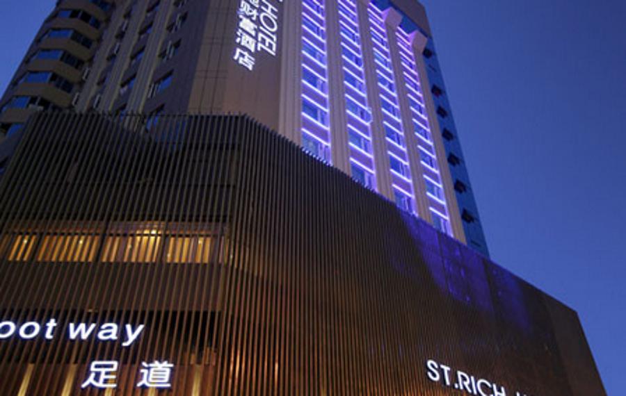 杭州圣瑞驰财富酒店
