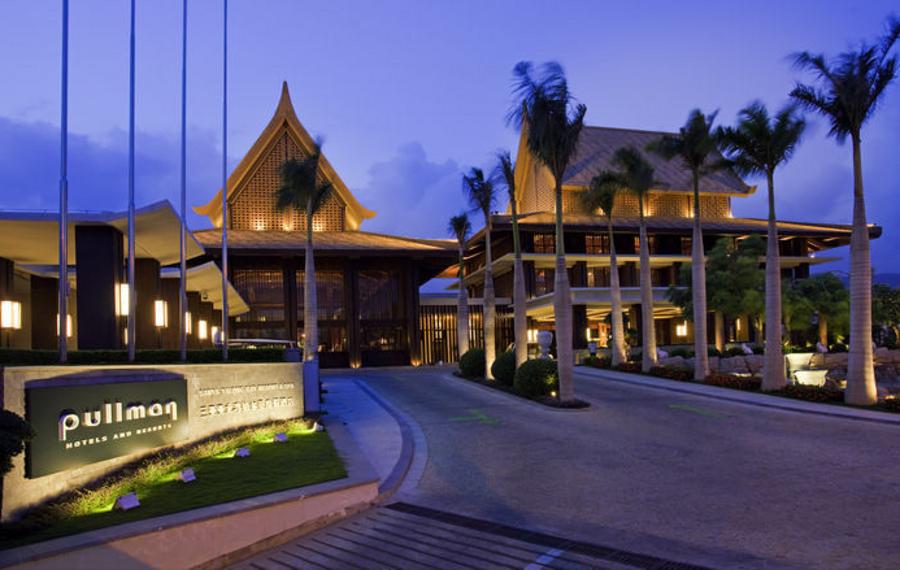 三亚亚龙湾铂尔曼别墅度假酒店