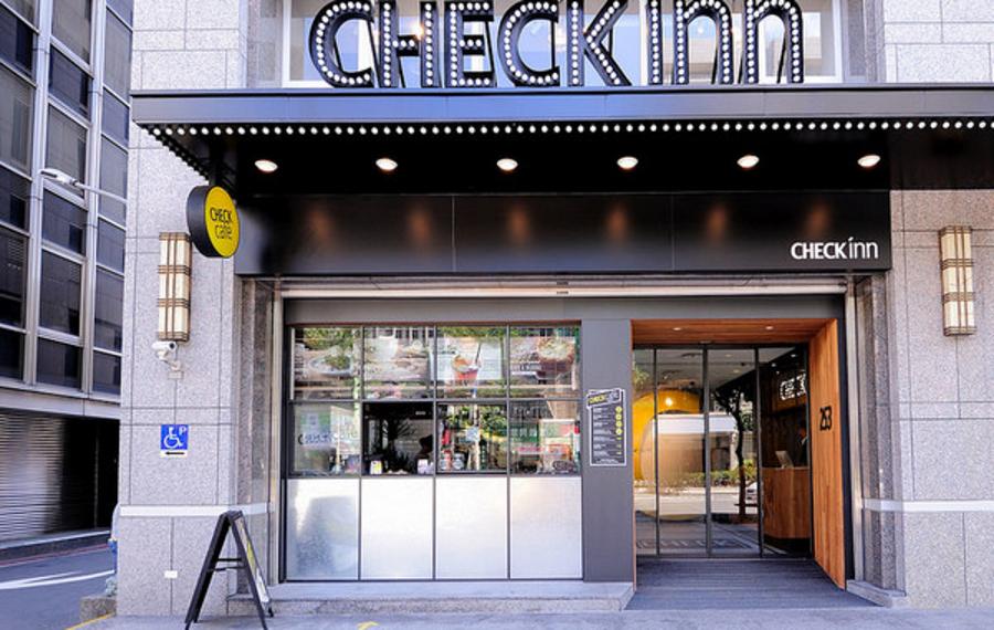 台北雀客旅馆(CHECK inn)