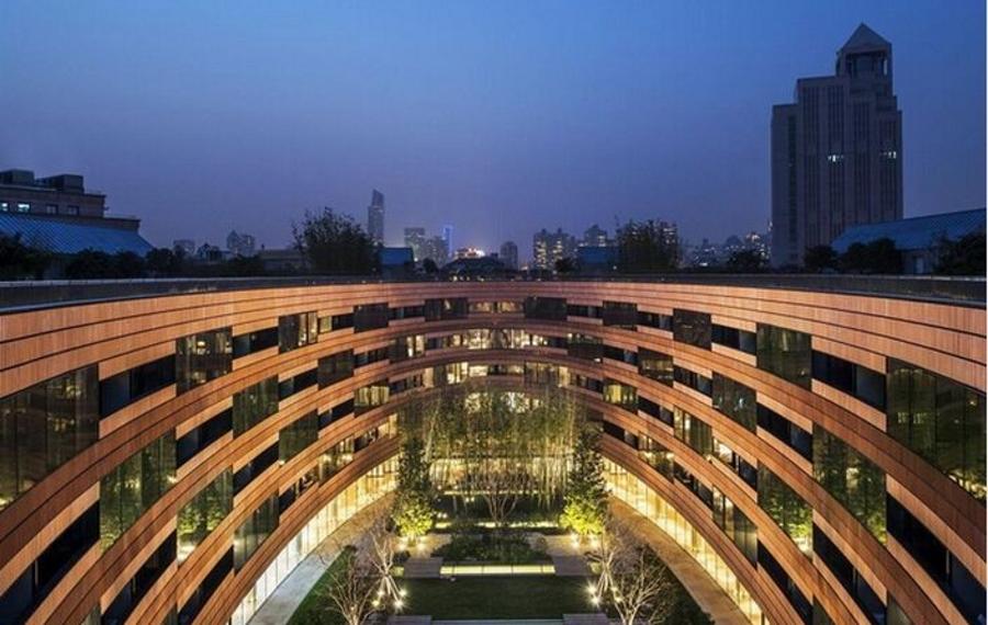 上海衡山路十二号华邑酒店