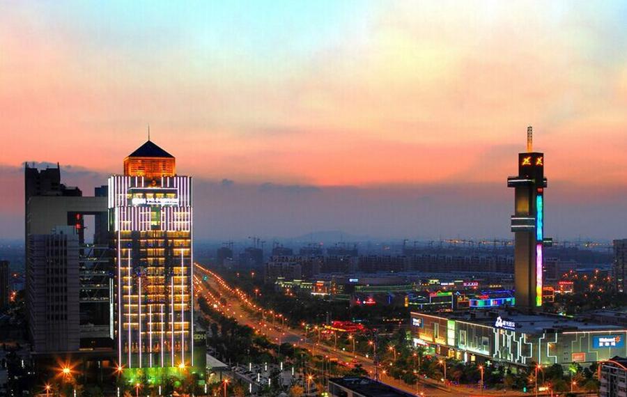 张家港中联粤海国际酒店