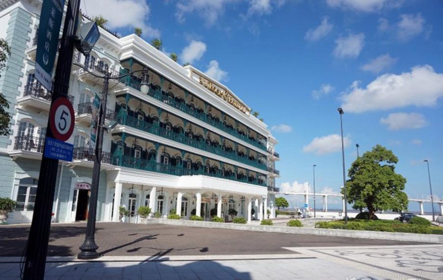澳门莱斯酒店(Rocks Hotel)