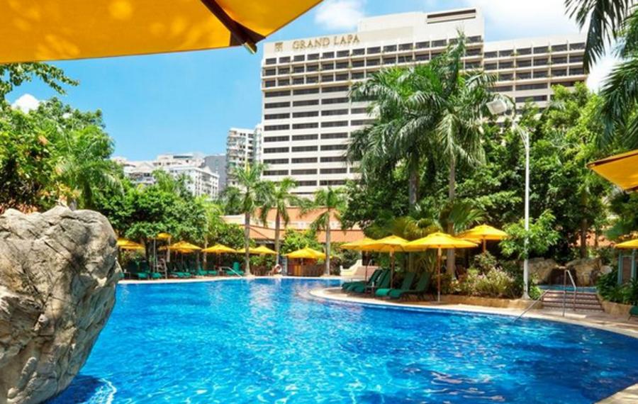 澳门金丽华酒店(Grand Lapa Hotel Macau)