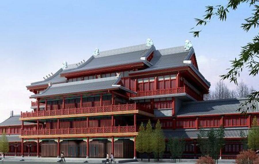 枣庄台庄公馆