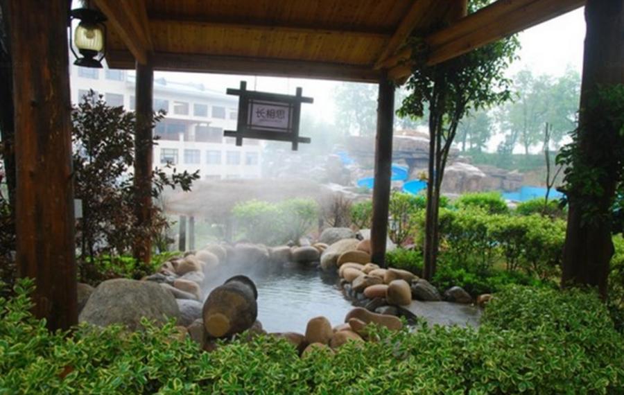 宁乡紫龙湾温泉度假区酒店