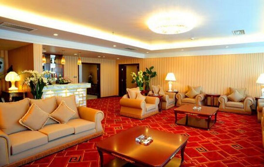 枣庄金尊国际酒店