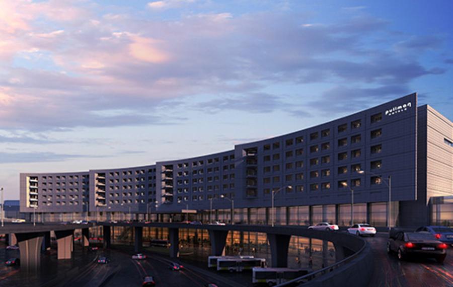 南京禄口机场铂尔曼大酒店